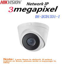 Buy Hikvision English version DS-2CD1331-I replace DS-2CD2335-I 3MP CCTV camera POE H.264+, mini dome ip camera 1080P for $81.70 in AliExpress store