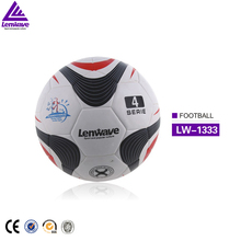 Ball Soccer Official Match PU Soccer Ball Champions League Ball 2017 Football Size 4 Big football With Air Needle Net Bag(China)
