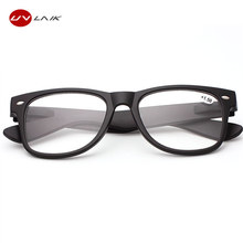 UVLAIK Reading Glasses Clear Lens Eyewears Men Women Eyeglasses Presbyopic Reading Glasses Diopter 1.0 1.5 2.0 2.5 3.0 3.5 4.0(China)