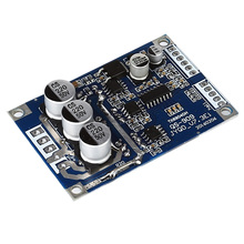 High Quality DC 12V-36V 500W Brushless Motor Controller Hall Motor Balanced Car Driver Board(China)