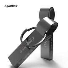 EginDisk Usb Flash Drive 2.0 8gb 16gb 32gb Memory USB Stick USB Pendrive Flash Stick Pen Drive 16 GB 32 GB 8 GB 64GB(China)