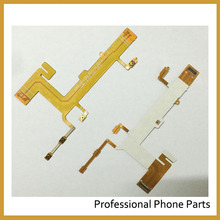 Original  Power Volume Button Flex Cable ribbon For Nokia Lumia 625 N625 Repair Parts Replacement