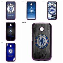 For Moto E2 E3 D1 D3 G G2 G3 G4 G5 PLUS X X2 Play For Nokia 550 630 640 650 830 950 Cell Phone Cases 3D Chelseas Football FC(China)