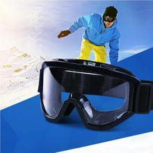 New brand professional Sun goggles double lens anti-fog big glasses men women snow goggles(China)