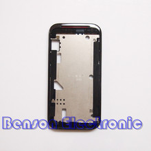 BaanSam New LCD Holder Screen Front Frame For HTC Rezound Vigor Ruby 2 Housing Front Frame Replacement With 3M Adhesive