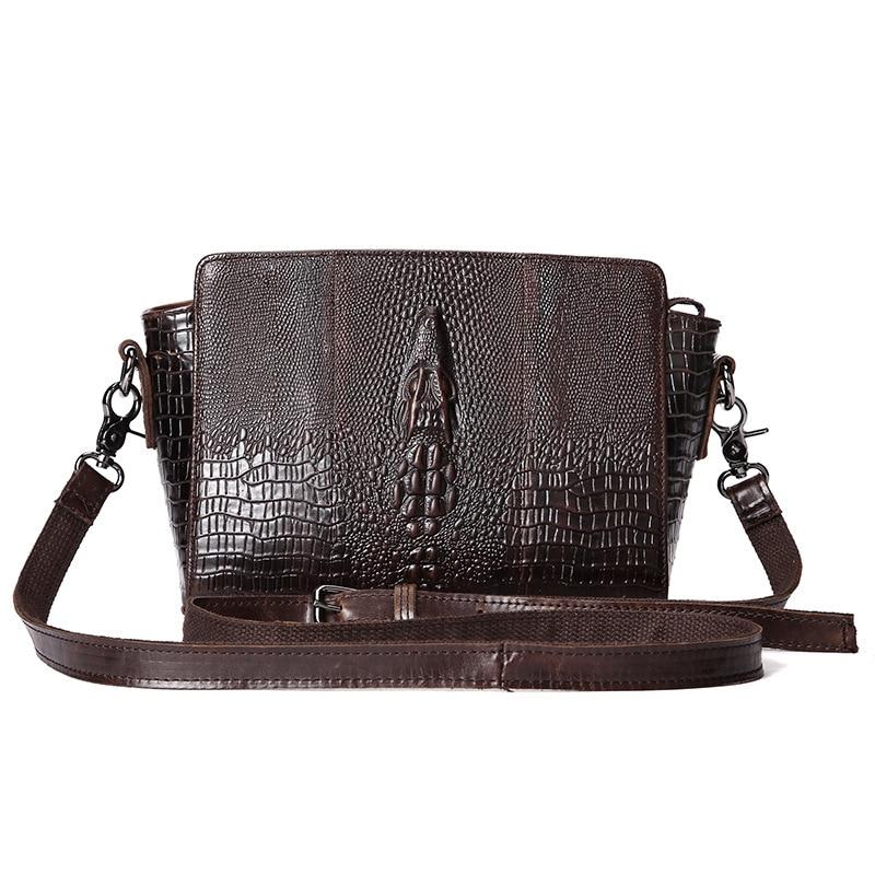 Brand Designer 2017 Womens Genuine Leather Vintage Single Shoulder Bag Women Messenger Bags Handbags For Ladies<br><br>Aliexpress