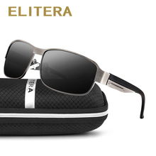 ELITERA Fashion Polarized Sunglasses Men Sports Sun glasses Driving Mirror Male Eyewear Accessories Goggles Oculos de sol UV400