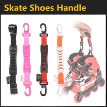 [Skates Hook] Good Quality Nylon Inline Roller Skates Handle Buckle Hook, For SEBA Powerslide RB Skating Shoes Patins(China)