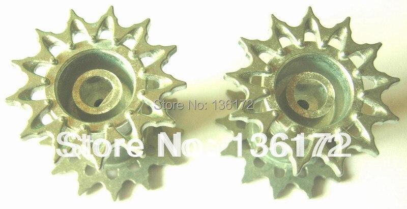 Henglong  3839 3839-1 U.S.M41A3 1/16 RC tank parts metal drive wheels  2pcs/set free shipping<br><br>Aliexpress