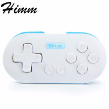 Mini ZERO Wireless Bluetooth Joystick Gamepad Game Controller Remote Control Selfie Shutter for Android IOS Window Mac OS(China)