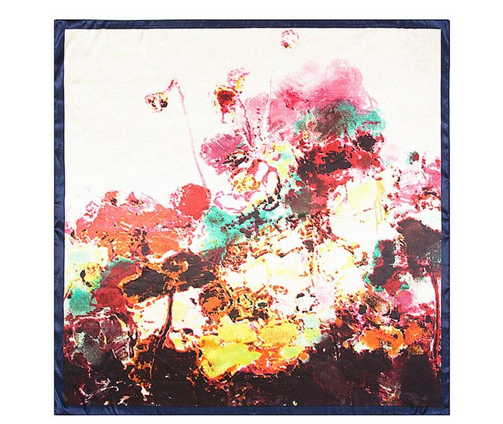 Square Silk Scarf (19)