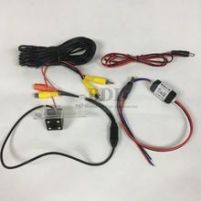 AV Input RCD330 MIB Rear View Reversing Camera w/ Time Relay Delay For VW Golf 5 6 7 Jetta MK5 MK6 Tiguan Passat B6 B7 CC POLO