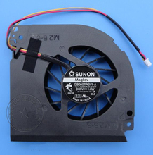 New cpu fan for ACER TM5710 5520 TM5530 5530g 5710G fan, 100% Brand new original TM5710 5520 laptop cpu cooling fan cooler(China)
