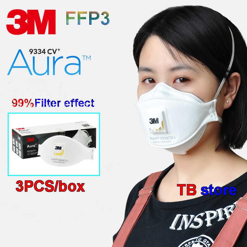 3m n95 mask aura