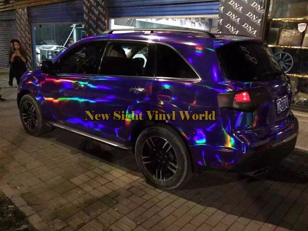 Purple-Rainbow-Chrome-Holographic-Vinyl-Sheet (4)