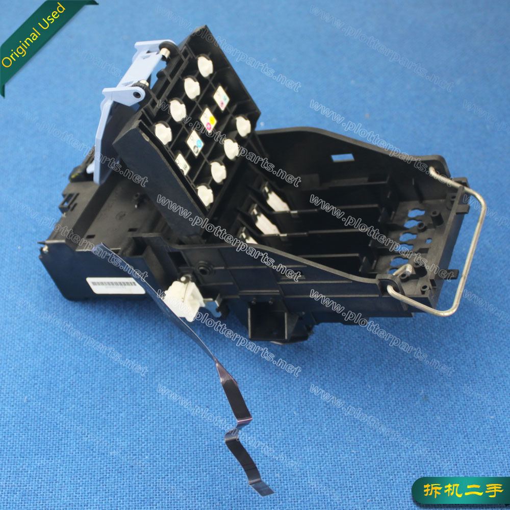 Q5736 Carriage assembly for HP PhotoSmart PRO B9180 Original Used <br>