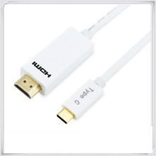 Free Shipping tracking number Hot Sale Hubs USB3.1 Type-c Port to HDMI Digital Cable Adapter for Macbook Cable Converter 4K