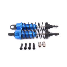 Buy 2PCS Aluminum Oil Filled Style Front Shock Absorber Damper Rc Hobby Model Car 1-12 Wltoys 12428 12423 Truck Monster Truck for $5.52 in AliExpress store