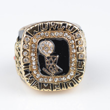 Free shipping baseball 2006 Miami Heat National Bakstball Championship Ring(China)