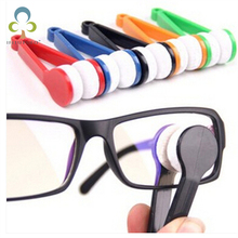 3 pcs Retail Portable Multifunctional Glasses/Sunglasses Cleaning Cloth Microfiber Wipe Eyeglass Cleaner Free Shipping(China)