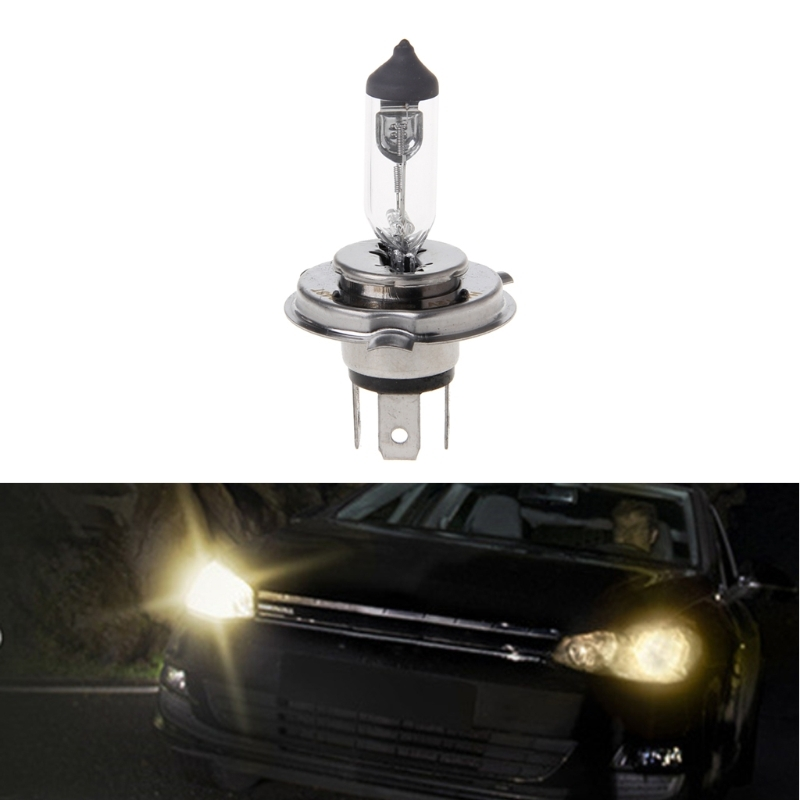 Vehicle Lamp 100W/90W 100W 12V HOD Xenon H/L Beams Halogen 3000K H4/H7 Car Head Light Globe Bulb Lamp Auto Headlight Super White