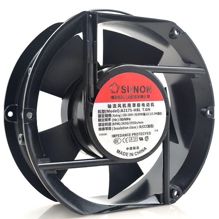 Sunon new   A2175-HBL A2175-HBT T.GN 220V 17251172 * 150 * 51MM cooling fan<br>