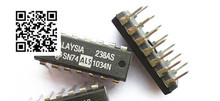 Original SN74ALS1034N IC BUFF/DVR HEX NON-INV 14DIP buffers drivers receivers transceivers IC