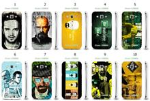Online-custom breaking bad hard plastic back cover case for Samsung Galaxy Win i8550/i8552/i8558 Free Shipping