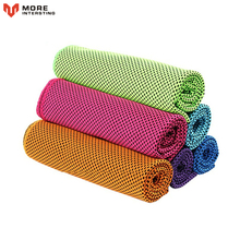 Free Shipping 30x90cm Microfiber Beach towel Quick Drying Sports Towel Jogger Swimming Travel Gym Towel Toalha Yoga Mat Drape(China)