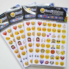 Emoji Sticker Pack 912 Die Cut Stickers For Diary Photo Phone Instagram Twitter Vinyl Notebook smiley icons images of emoticons