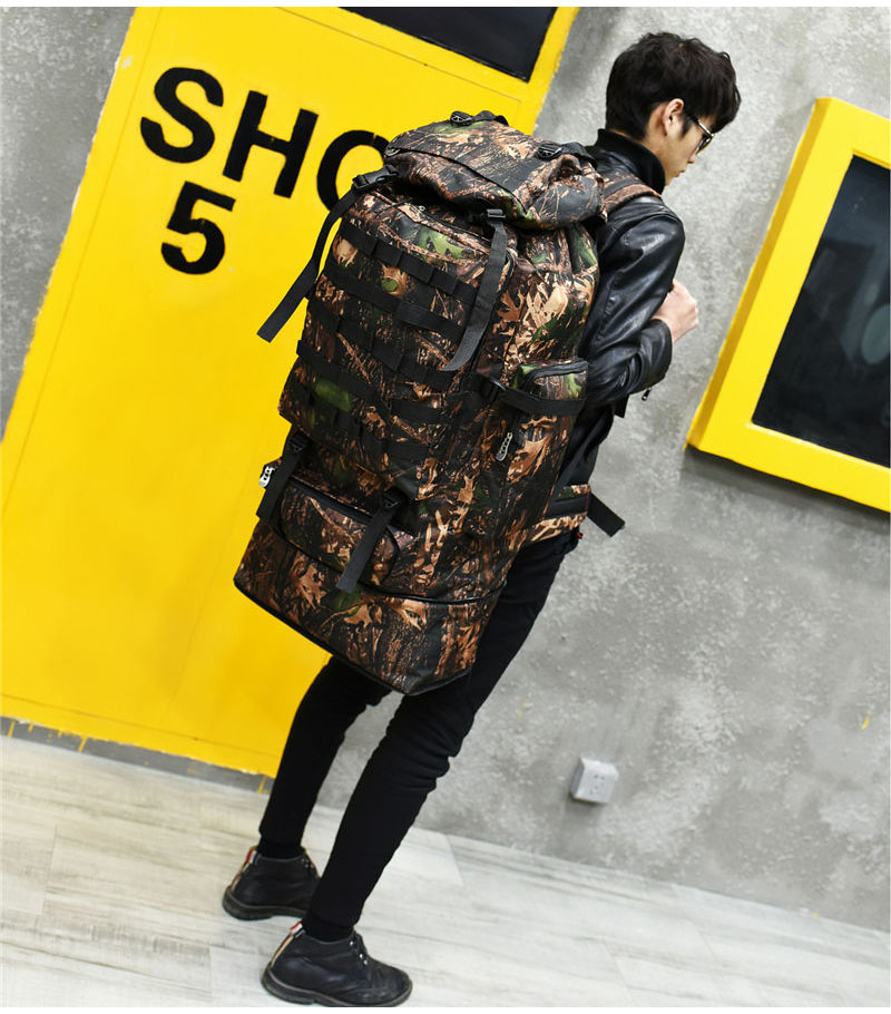 Sack Military Large Tactical 18