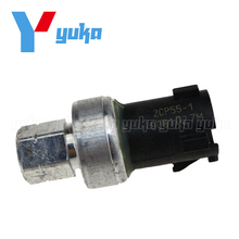 Genuine Air Conditioner Pressure Sensor For Dodge Stratus WD75 Avenger Caliber Caravan Challenger Charger Dakota Durango Express