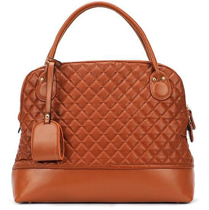 DL136 Women handbags 35*40*33*11cm  new winter fashion handbags Europe &amp; America retro package portable bag women Lingge big bag<br><br>Aliexpress