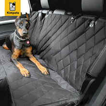 Hot Sell Pet Waterproof Fabric Car Seat Good Quality and Artful Fabric Dog Car mat Seat Cover(China)