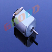 3 v-6 v 5000rpm-18000rpm 130 small motor miniature DC motor, which can be the lowest of toy motor,Toy cars,electric motor black