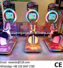 2017 Hot Selling Amusement Equipment Arcade Children Game Machine Kiddie Ride On Horse
