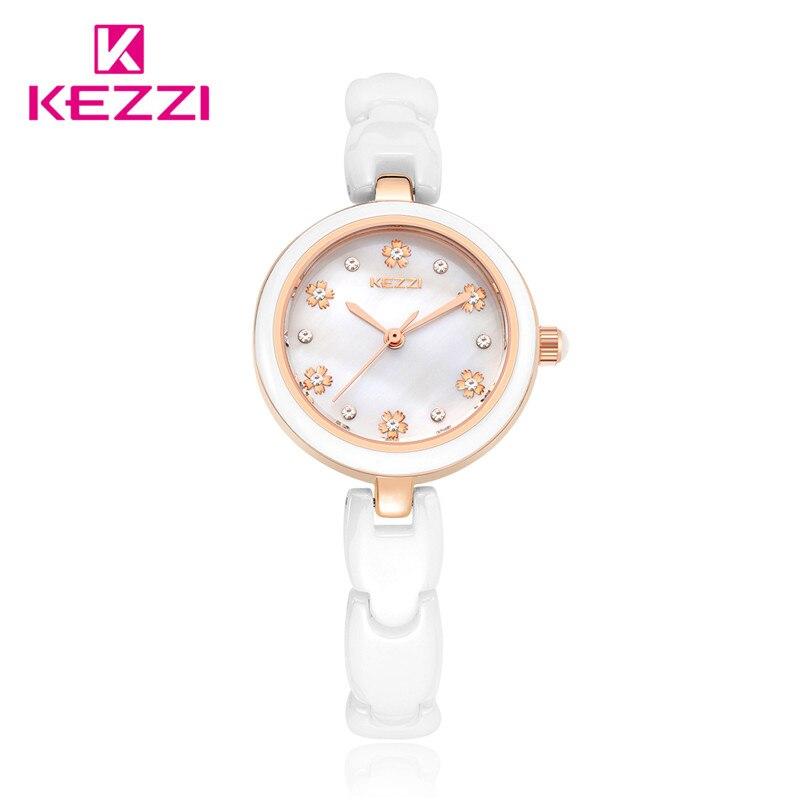 k-1583Crystal luxury fashion classic diamond ceramic watches High quality Women White Ceramic Luxury Dress Diamond Wristwatches<br><br>Aliexpress