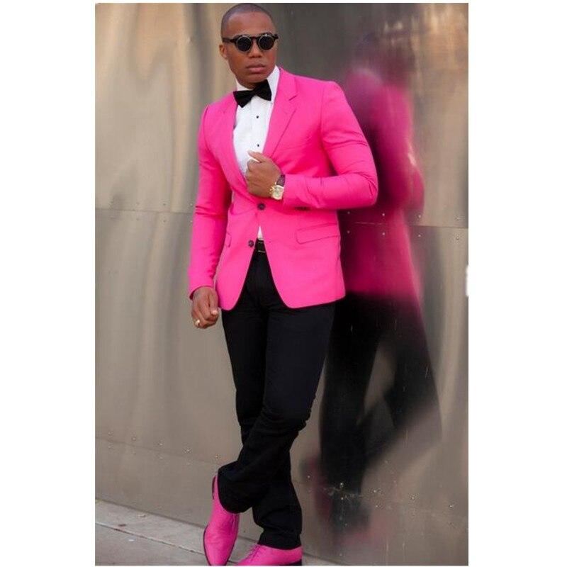 Compra mens pink dress pants y disfruta del envío gratuito en ...