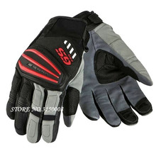 Motorrad GS Pro Gloves FOR BMW GS1200 Rallye 4 GS Motorcycle Rally Motorbike Moto Racing Gloves cycling gloves red