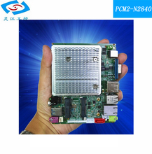 Embedded industrial motherboard with GPIO pins smallest pc with 2*RS232