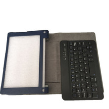 "Lenovo Yoga Tab3 Tab 3 850f 8.0"" Tablet Detachable Bluetooth Keyboard Portfolio Muti-angle Folio PU Leather Case Smart Cover"