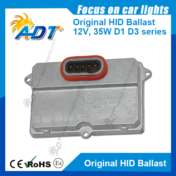 HID Xenon OEM Ballast Jaguar S type Hid Xenon Block unit Replacement 5DV 008 290-00 Unit Controller Xenon headlight ballasts