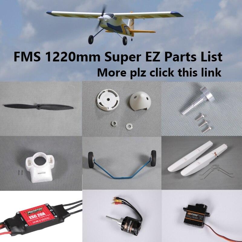 FMS Super EZ Spinner