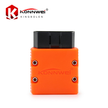 KINGBOLEN ELM327 KW902 Bluetooth OBD II OBD2 Bluetooth Scanner Car Fault Detector Diagnostic Tool works on android Free Shipping