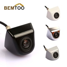 Suv/truck/car CCD Rear View Camera Front View Double To Switch Stainless Metal Night Vision Waterproof Parking camera