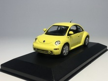 IX O 1:43 VW new beetle boutique alloy car toys for children kids toys Model original package freeshipping(China)