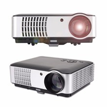 RD-806A 2800 Lumens Full HD LED Projector 1080P Beamer for Home Theater Business Presentation Video Games TV Movie HDMI