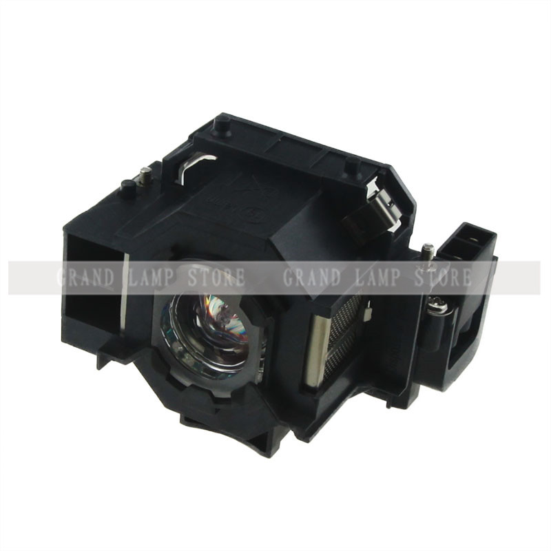 Replacement projector lamp ELPLP41 V13H010L41 for Epson S5 S6 S6+ S52 S62 X5 X6 X52 X62 EX30 EX50 TW420 W6 77C with housing<br><br>Aliexpress