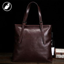 ETONWEAG Brands Cow Leather Luxury Handbags Women Bags Designer Brown Vintage Shopping Bag Fashion Big Capacity Casual Tote Bag