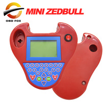 2017 Newest designed ! New Auto Key Programmer Mini Zed Bull key programmer FreeShipping with good technic support smart zedbull(China)